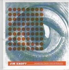 (BX958) Jim Kroft, Memoirs From The Afterlife - DJ CD