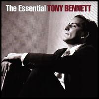 TONY BENNETT (2CD) ESSENTIAL ~ JAZZ/SWING KD LANG *NEW*