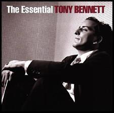 TONY BENNETT (2CD) ESSENTIAL ~ JAZZ/SWING KD LANG *NEW*