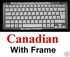 SONY PCG-5N2L PCG-5N4L Keyboard Clavier 148088211 - Canadian CA - White - With f