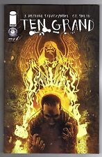 TEN GRAND #6 - BEN TEMPLESMITH COVER - 1st PRINTING - 2013
