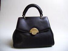 Tasche BOGNER Handtasche CITY 4 Aubergine Leder