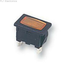 ARCOLECTRIC SWITCHES - H8630FBNAA - NEON INDICATOR, AMBER