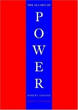 The 48 Laws of Power by Robert Greene (Hardcover)