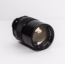 Excellent!! Yashica AUTO YASHINON-DX f=135mm 1:2.8 M42 Mount With Case!