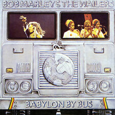 CD  - BOB MARLEY & THE WAILERS  BABYLON BY ( TWEEDE-HANDS / USED / OCCASION)