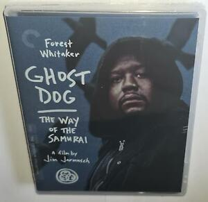 GHOST DOG THE WAY OF THE SAMURAI (CRITERION) (2020) NEW SEALED REGION A BLURAY
