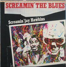 Screamin' Jay HAWKINs – Screamin' The Blues MONO 1979 LP