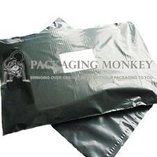 "100 x STRONG Grey Mailing Postal Shoe Bags Sacks 4x6"""