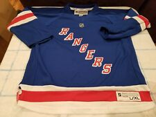 Vintage New York Rangers Martin St. Louis Reebok Jersey Youth L XL Throwback 1b2dedf31