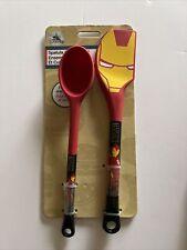 Marvel Iron Man Spoon and Spatula Set - Disney Eats