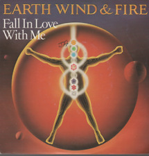 """Earth Wind & Fire Fall In Love With Me 45T 7"""""""