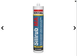 Soudal Silirub MA - Marble & Naturalstone Sealant