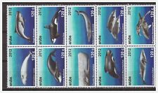 Aruba 2012 Zeezoogdieren dolphin orca whale MNH
