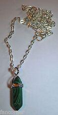Pendule de divination malachite des soeurs Halliwell dans Charmed pendulum