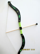 Arc en bois avec fleches  taille 75 cm (jeux jouet enfant) (artisan createur)