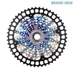 ZTTO ULT Rainbow MTB Bike 12S Cassette PRO Bicycle 9-50T XD Sprocket Ultralight