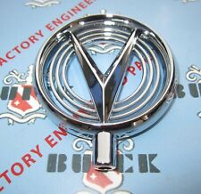 1955 Buick Hood Ornament, 1958 Buick Fender Ornament. Chrome. Free Shipping (Fits: Buick)