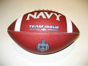 "12/12/2020 Navy Midshipmen vs Army ""Coat of Arms"" GAME BALL Football Naval"