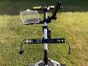 Pro Force Electric Golf Trolley & Lithium Battery