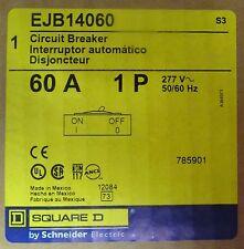 Square D Ejb14060 60 Amp Single Pole Circuit Breaker