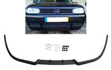 Für VW Golf 4 Cup Front Spoiler Lippe Frontlippe Frontansatz + Anbaumaterial