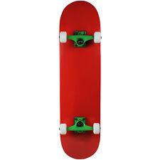 "Skateboard Complete - Krown Red 7.75"" Complete"