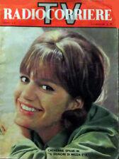 RADIOCORRIERE TV ANNO XL N. 21, 19-25 MAGGIO 1963