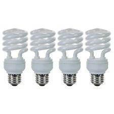 4 Pack Sunlite 13 W Energy Star Warm White Medium Spiral CFL Light Bulb