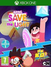 Steven Universum retten Lichte und OK durch K.O.! Lets Play Heroes (Xbox One) UK PAL