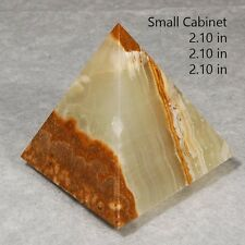 ONYX PYRAMID CALCITE PAKISTAN MINERALS CRYSTALS GEMS ROCKS GEMSTONES ENERGY