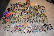 HUGE 165 piece lot + EXTRAS Teenage Mutant Ninja Turtles Figures, Vehicles, Ship