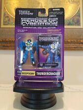 Transformers THUNDERCRACKER Heroes of Cybertron