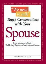 We Need to Talk Tough Conversations With Your Spouse: From Money to In-ExLibrary