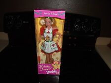 1997 Special Edition Holiday Treats Barbie #17236 Mattel New In Box