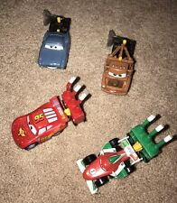 Disney Cars Click And Race Lot