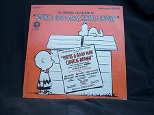 MGM S1E-9 OC X Original Cast Album - You're A Good Man, Charlie Brown 1967 12""