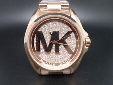 New Old Stock MICHEAL KORS Bradshaw MK6437 Rose Gold Quartz Women Watch