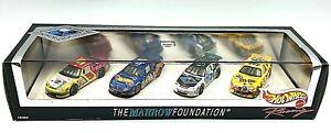 Hot Wheels NASCAR Diecast The Marrow Foundation Box Set Terry Labonte NEW SEALED