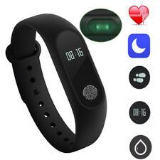M2 Smartwatch Schrittzähler Handy Armbanduhr Fitness Tracker Sport Farbe