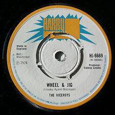 "the Viceroys - Wheel & Jig / Version - 1974 uk Harry 7"""