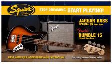 Basses Fender