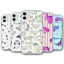 For iPhone 11 Silicone Case Cover Dinosaur Collection 5
