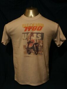 Isle of Man TT 1980 Honda Britain Alex George design - White T-Shirt