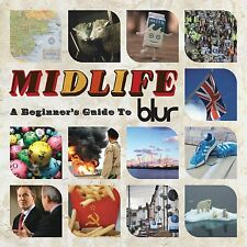 BLUR - MIDLIFE - A BEGINNER'S GUIDE TO - 25 TITRES -  2 CD SET - NEUF NEW NEU