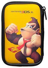 Nintendo new 3DS XL / 3DS XL Mario Bros Tasche 3DSXL515 gelb Donkey Kong NEU