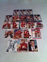 *****Trevor Kidd*****  Lot of 60 cards.....34 DIFFERENT / Hockey