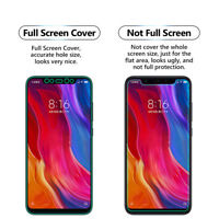 3x FULL SCREEN Face Curved Clear TPU Screen Protector Cover For Xiaomi Mi 8