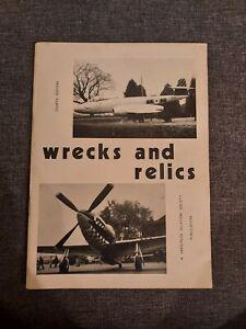 Wrecks and Relics Fourth Edition Ken Ellis