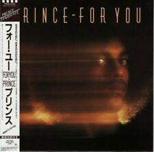 Prince - For you Japan Mini LP SHM-CD with OBI 2009 CD WPCR-13530 NEU